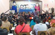 Abertura da 1ª Semana Literária Eugênia Sereno emociona a todos os presentes