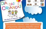 Dia Das Crianças em São Bento do Sapucaí. Vem brincar!