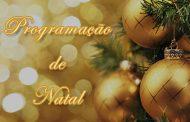 Natal em São Bento do Sapucaí. Confira a programação!