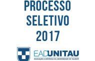 Processo Seletivo UNITAU 2017. Confira!
