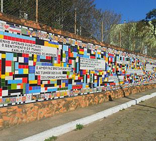 muro-de-mosaico