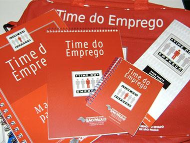 Inscrições abertas para Programa do Time do Emprego