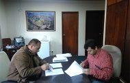 Prefeitura assina contrato com empresa Marprado Construção Civil LTDA para reubarnização da área central, fase 4