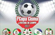 São Bento participa da 1ª Copa Cisma de Futebol de Campo 2017