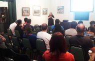 Sec. de Turismo e Desenvolvimento Econômico em parceria com SINHORES realiza capacitação gratuita para empresários