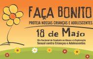 Convite: Passeata coletiva de combate ao abuso de menores. Participe!