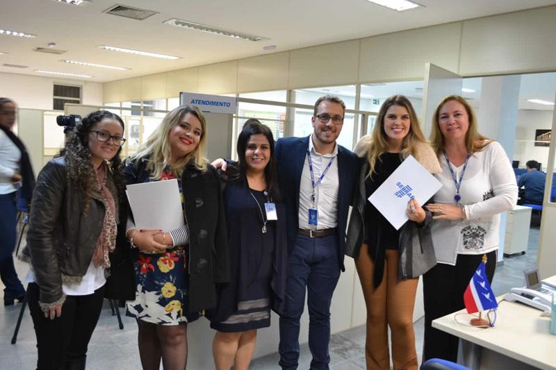 A Secretaria Municipal de Turismo e Desenvolvimento Econômico prestigia e participa de inauguração de nova sede do SEBRAE E.R. Guaratinguetá
