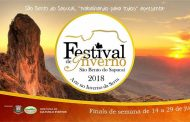 FESTIVAL DE INVERNO 2018 - ARTE NO INVERNO DA SERRA