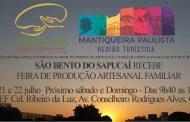 São Bento do Sapucaí recebe feira de Exposição de Produção Familiar