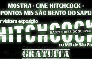 Mostra Cine Hitchcock no Pontos MIS São Bento