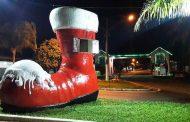 São Bento do Sapucaí já está à espera do Natal!
