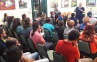 Fundação Procon promove palestra orientadora para sambentistas