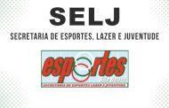 Atividades e Eventos realizados no ano de 2018 com coordenação ou participação da SELJ (Secretaria de Esportes, Lazer e Juventude)