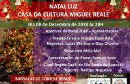 Casa da Cultura promove Natal Luz