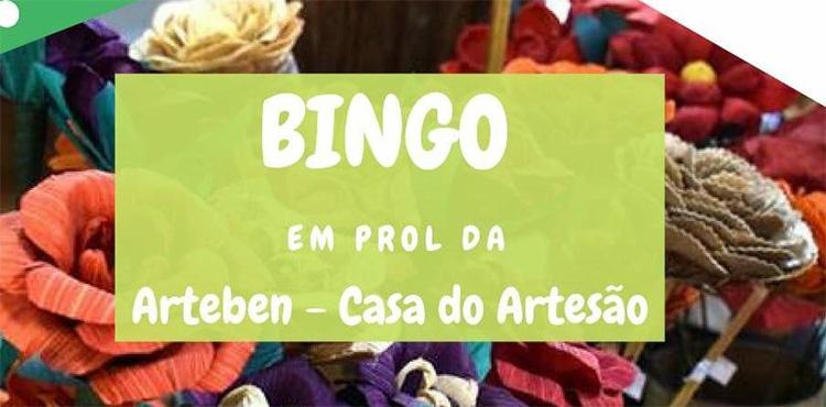 Bingo da Arteben - Casa do Artesão é nesse sábado