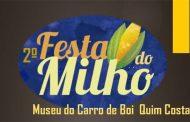 Festa do Milho no Museu do Carro de Boi