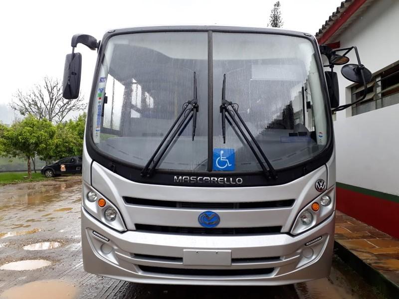 Prefeitura Municipal adquire novo ônibus escolar