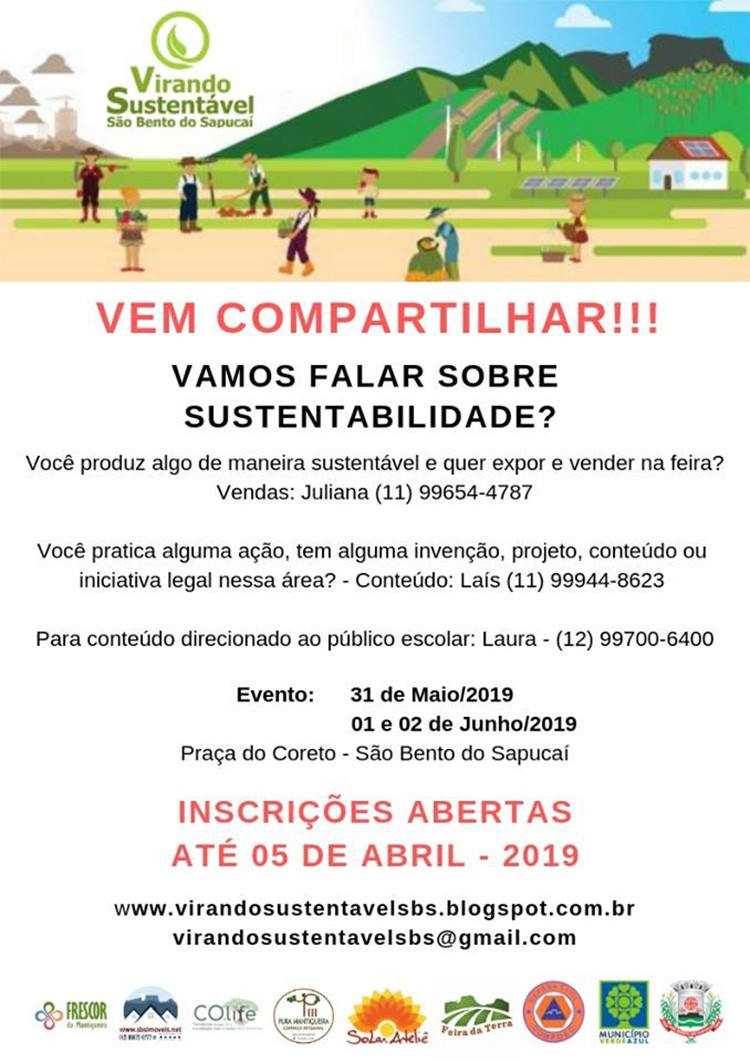 cartaz-virando-sustentavel-2019