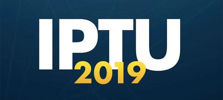 INFORMATIVO: IPTU 2019