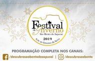 Temporada de Inverno em São Bento do Sapucaí
