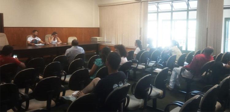 Conselho Municipal de Resíduos Sólidos tem sua primeira reunião realizada no dia 18 de setembro de 2019