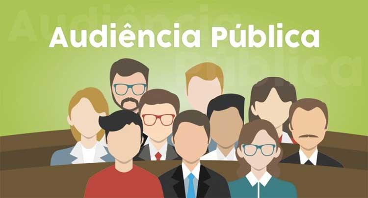 CONVITE: Audiência Pública - Elaboração da Lei Orçamentária de 2020