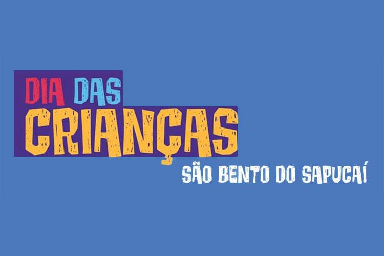 Dia das Crianças tem programação gratuita o dia todo em São Bento do Sapucaí