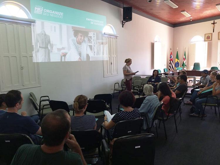 Super MEI Gestão inicia o ano de trabalhos e aprendizagens em São Bento do Sapucaí