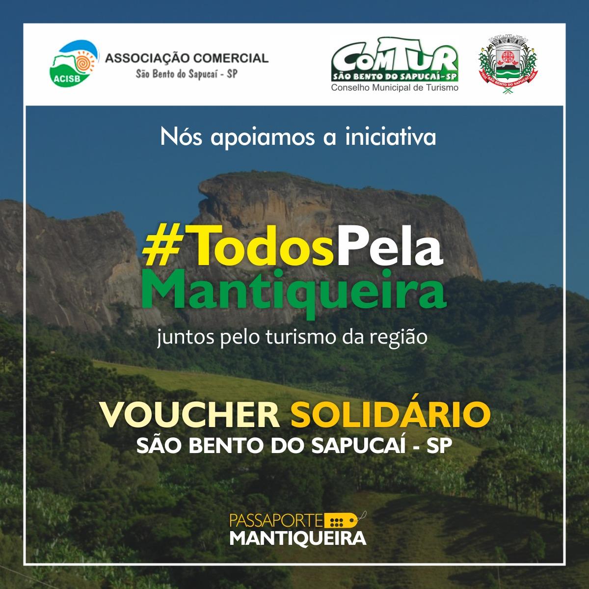 São Bento do Sapucaí adere ao Passaporte Mantiqueira