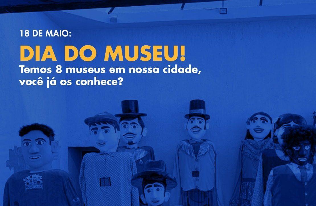 Semana de Museus: conheça os museus de São Bento do Sapucaí