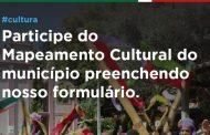 Mapeamento Cultural de São Bento: artistas e equipamentos culturais, participem!