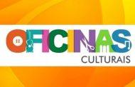 Confira a programação de oficinas culturais para o mês de julho