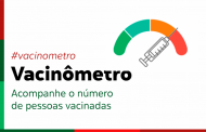 Vacinômetro de 13 de março de 2021