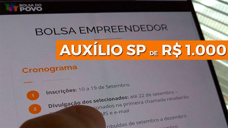 Bolsa Empreendedor oferecerá até mil reais para empreendedores sambentistas que saírem da informalidade