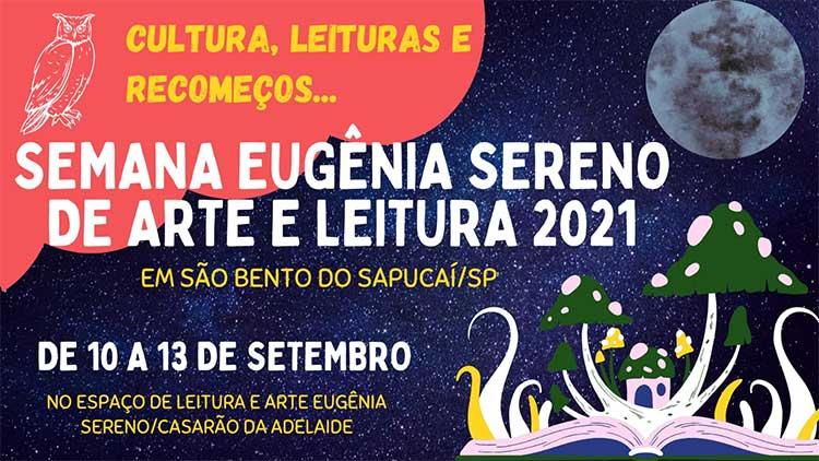 Semana Eugenia Sereno de Arte e Leitura